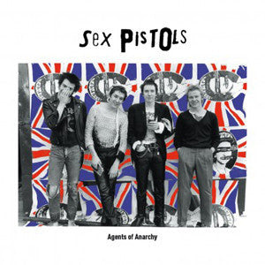 Sex Pistols - Agents of Anarchy LP