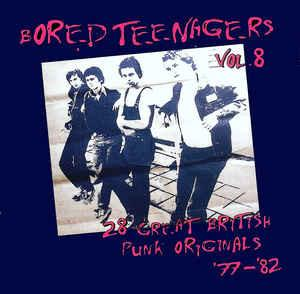 Comp. - Bored Teenagers Vol. 8 LP
