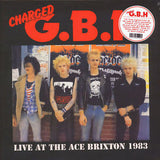G.B.H. - Live at the Ace Brixton 1983 LP - DeadRockers