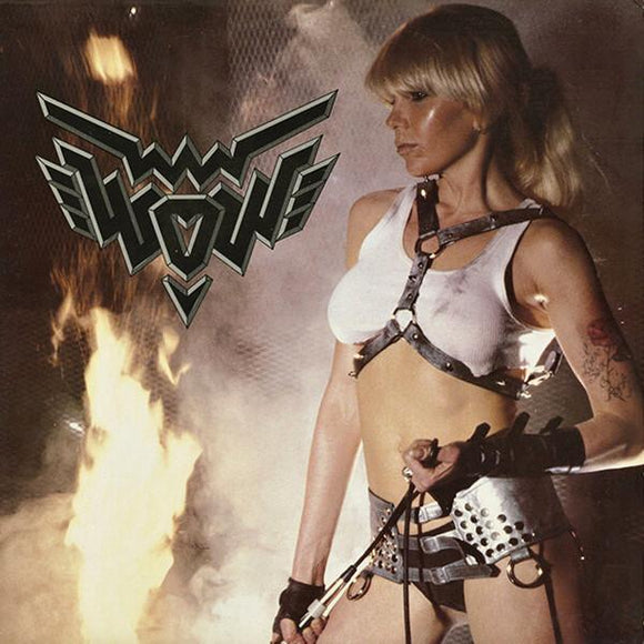 Wendy O. Williams ‎- WOW LP