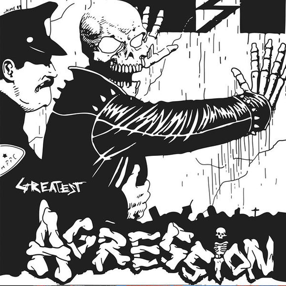 Agression - Greatest LP - DeadRockers