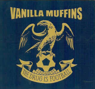 Vanilla Muffins - The Drug is Football LP (Gold Vinyl) - DeadRockers