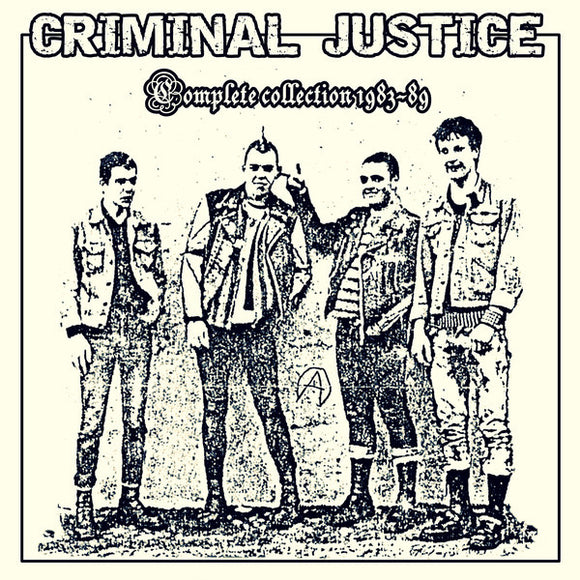 Criminal Justice - Complete Collection 1983-89 - DeadRockers