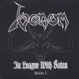 Venom - In League With Satan Volume 2 2XLP