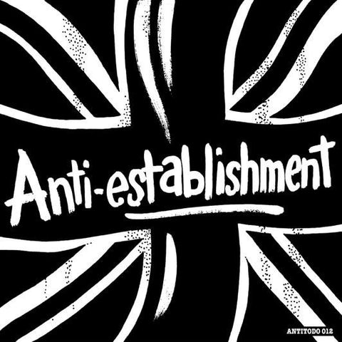 Anti Establishment ‎- Life Is A Rip Off Complete Collection LP
