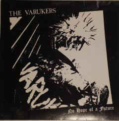The Varukers - No Hope of a Future 7