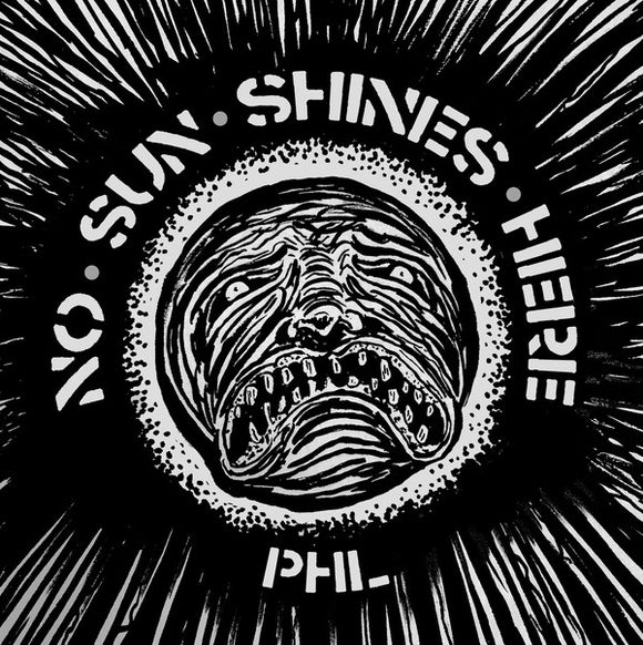 No Sun Shines Here - Philly 6 Band EP Comp 7