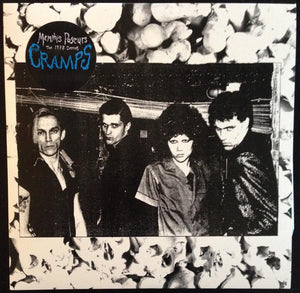 The Cramps - Memphis Poseurs The 1977 Demos LP