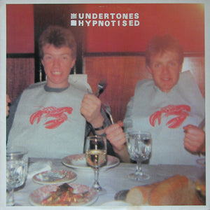 Undertones ‎- Hypnotised LP