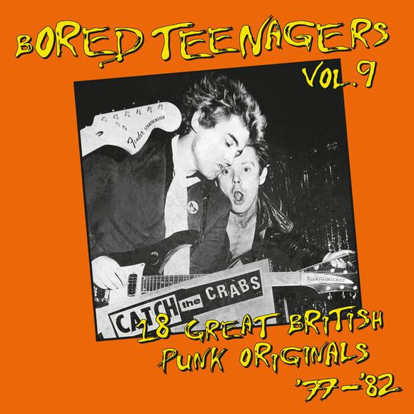 Comp. - Bored Teenagers Vol.9 LP