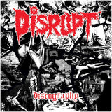 Disrupt - Discography Box Set 4XLP - DeadRockers