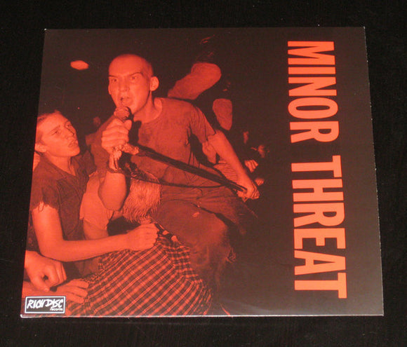 Minor Threat - Black Sheep in Gotham LP - DeadRockers