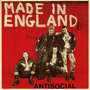 Antisocial - Made in England 7""
