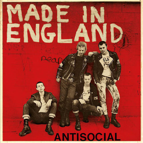 Antisocial - Made in England 7