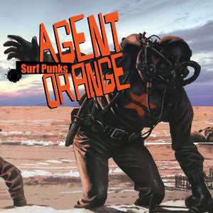 Agent Orange - Surf Punks LP - DeadRockers