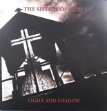 Sisters of Mercy - Light & Shadow LP - DeadRockers