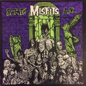 Misfits - Earth A.D. LP