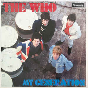The Who - My Generation 2XLP