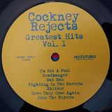 Cockney Rejects - Greatest Hits Vol. 1 LP - DeadRockers