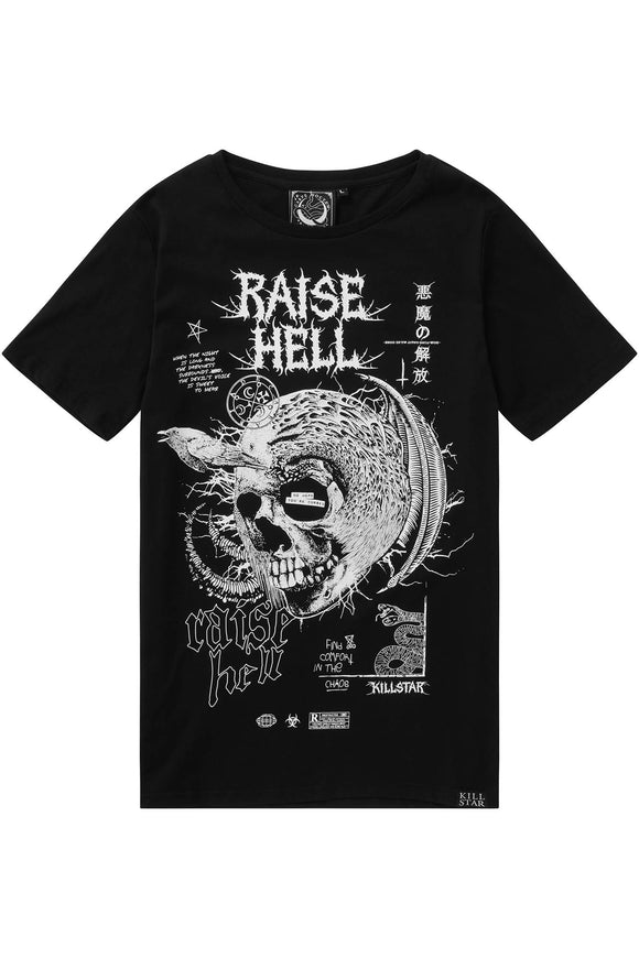 Raise Hell T Shirt