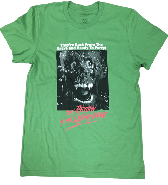 Return of the Living Dead Tarman Shirt