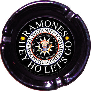 Ramones Ashtray