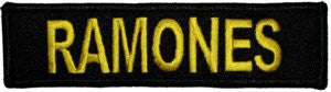 Ramones Logo Patch