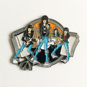 Road to Ruin Pin
