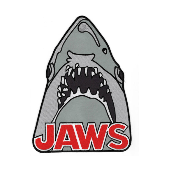Jaws Large Back Patch