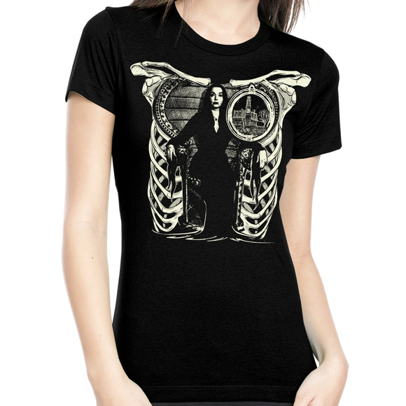 Morticia Addams Family Shirt