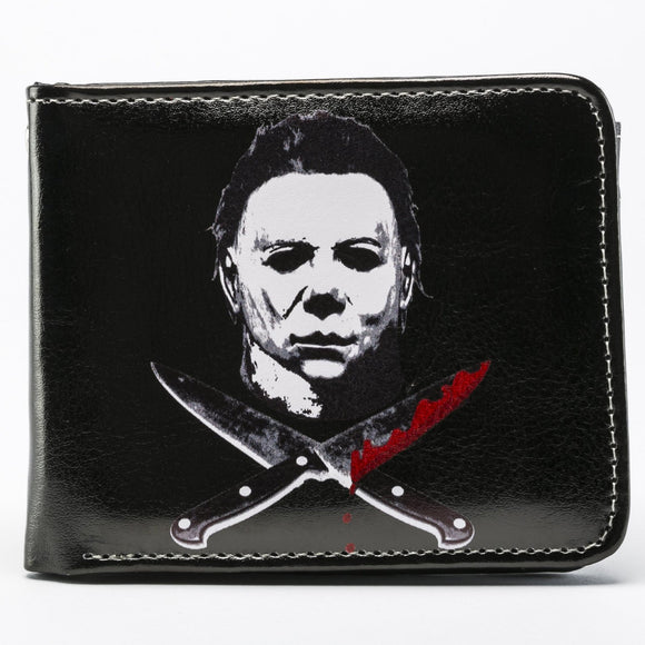 Michael Myers Halloween Bifold Wallet
