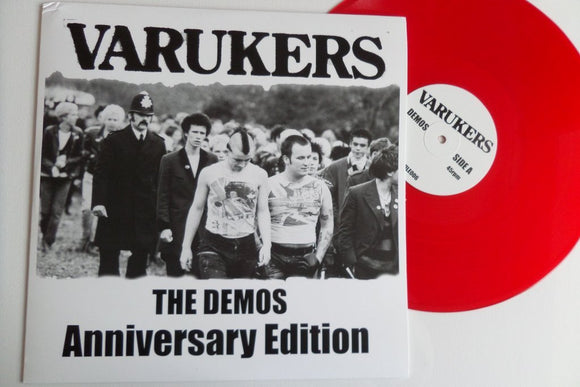 Varukers - The Demos Anniversary Edition LP