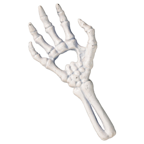 Bone Skeleton Hand Bottle Opener