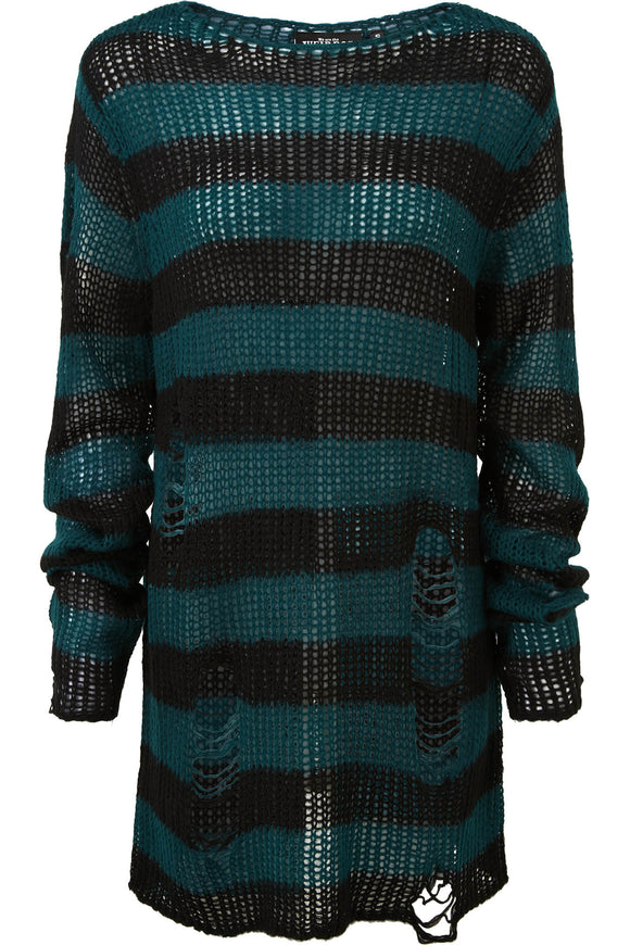 Sea Punk Knit Sweater