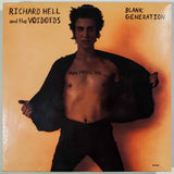 Richard Hell & the Voidoids - Blank Generation LP