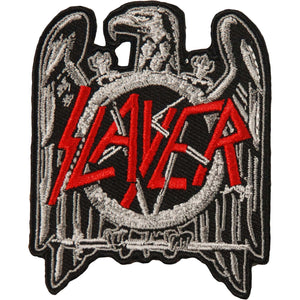 Slayer Die Cut Eagle Patch - DeadRockers