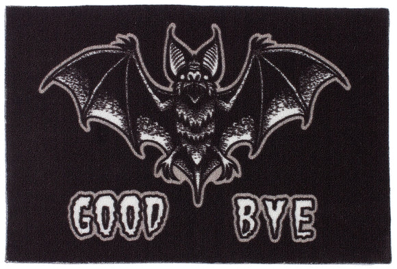 Bat Goodbye Rug