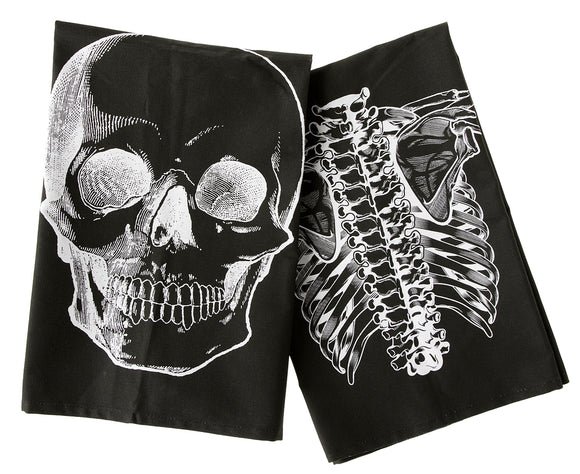 Anatomical Dish Towel Set