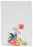 Hot Mess Dish Towel Set