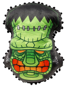 Frankenstein Tiki Pillow