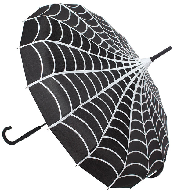 Spiderweb Pagoda Umbrella