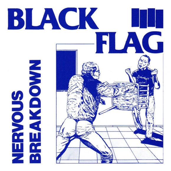 Black Flag Nervous Breakdown 7