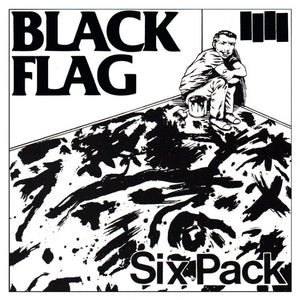 "Black Flag Six Pack 7"" - DeadRockers"