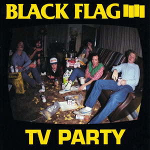 "Black Flag TV Party 7"" - DeadRockers"