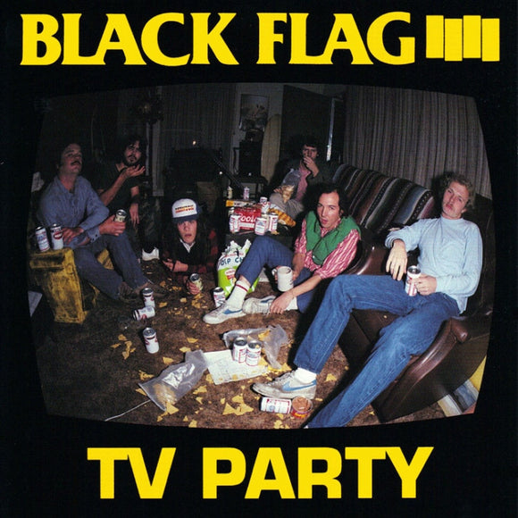 Black Flag TV Party 7
