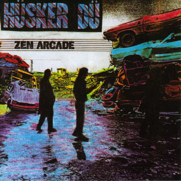 Husker Du - Zen Arcade Double LP - DeadRockers