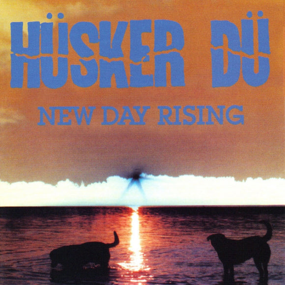 Husker Du - New Day Rising LP - DeadRockers