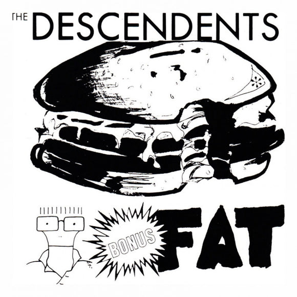 Descendents - Bonus Fat LP - DeadRockers