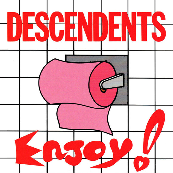Descendents - Enjoy! LP