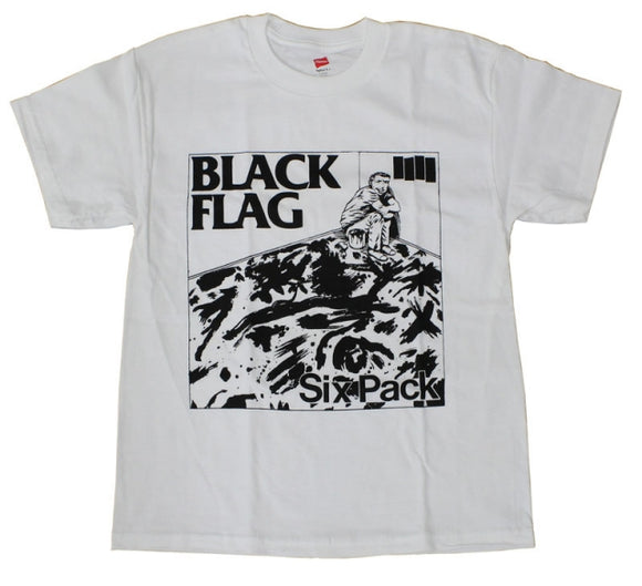 Black Flag Six Pack Tee